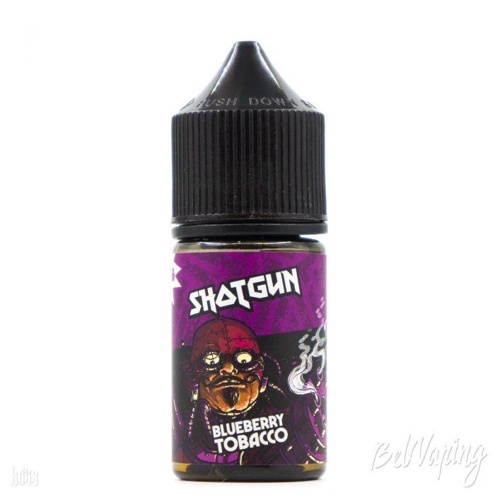 Жидкость Shotgun Blueberry Tobacco