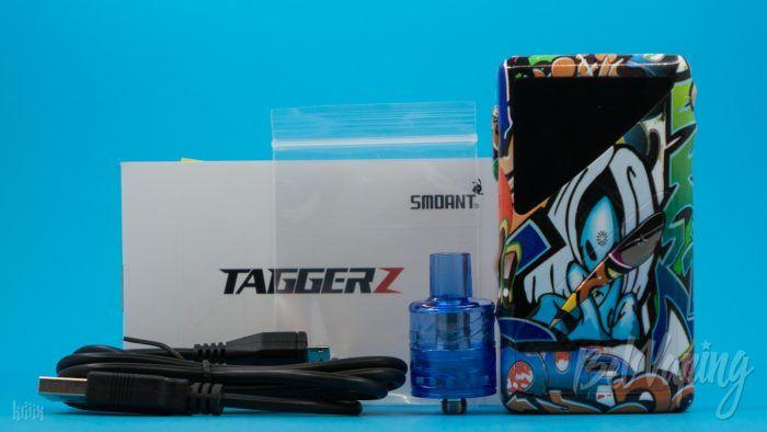 Комплект набора Smoant Taggerz Kit