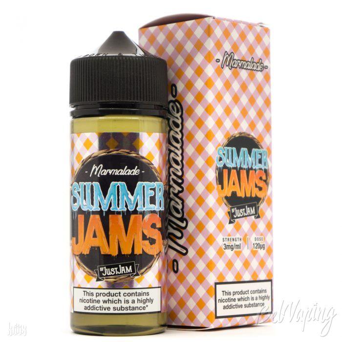 Жидкость Summer Jams Marmalade от Just Jam