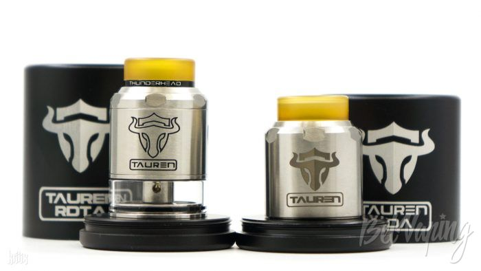 Tauren RDTA и Tauren RDA от ThunderHead Creations