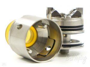 Купол испарительной камеры Tauren BF RDTA изнутри