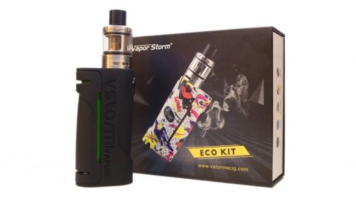 Обзор Vapor Storm ECO KIT
