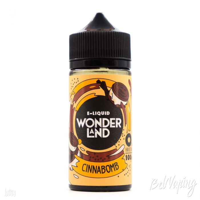 Жидкость Wonder Land Cinnabomb