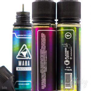 Оформление жидкости Massive от BlackBox Liquids