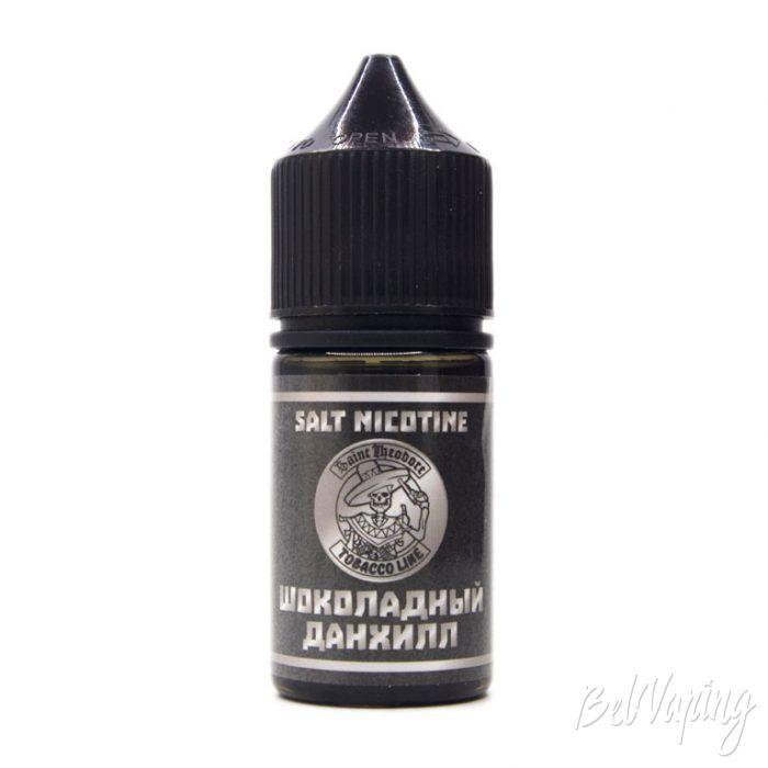 Жидкость TOBACCO LINE SALT - вкус ШОКОЛАДНЫЙ ДАНХИЛ
