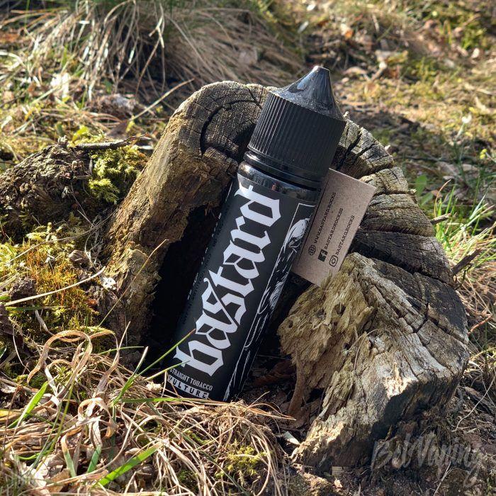 Жидкость Bastard - Vulture (Straight Tobacco)