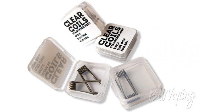 ClearCoils - упаковка