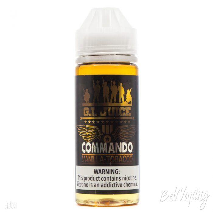 Жидкость G.I. Juice - COMMANDO