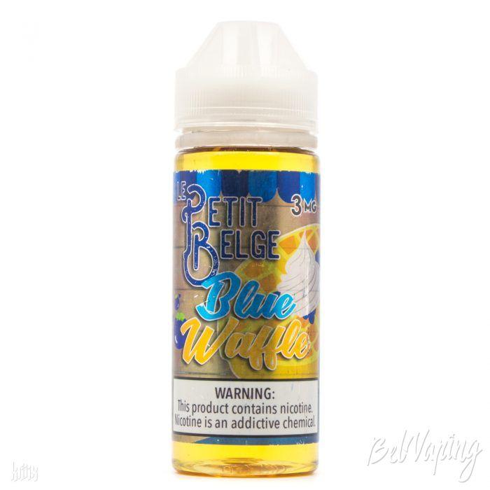 Жидкость Le Petit Belge Blue Waffle