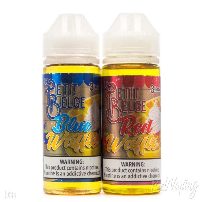 Жидкости Le Petit Belge