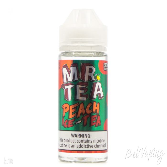 Жидкость Mr. Tea Peach Iced Tea