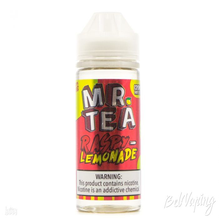Жидкость Mr Tea Raspy Lemonade