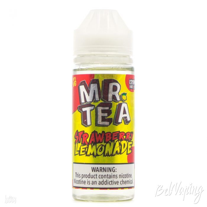 Жидкость Mr. Tea Strawberry Lemonade