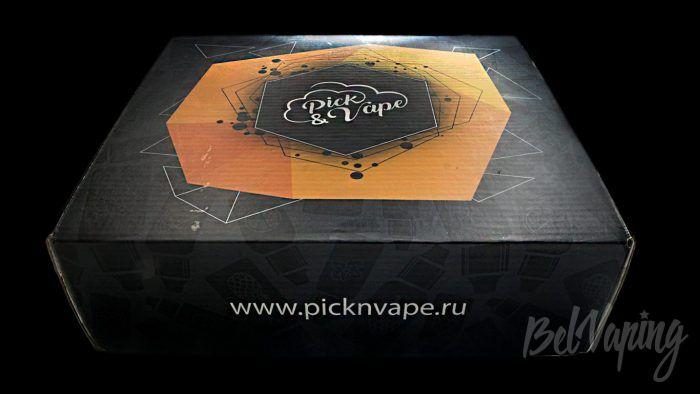Набор от Picknvape.ru - упаковка
