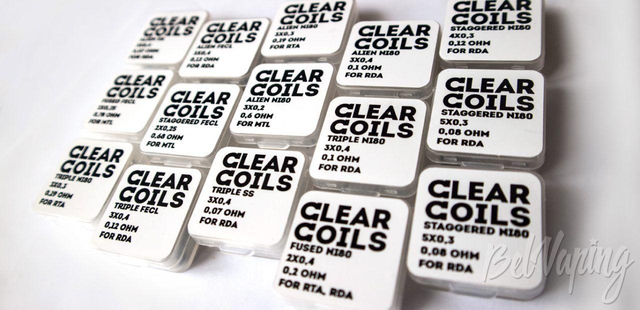 Обзор намоток от ClearCoils