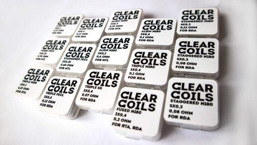 Намотки от CLEAR COILS