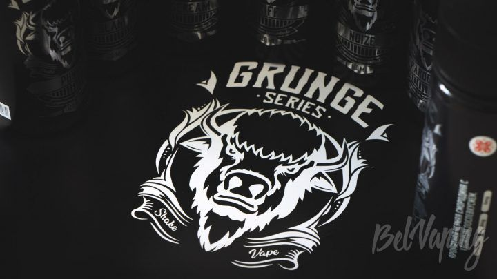 Обзор жидкости Grunge от Insteam
