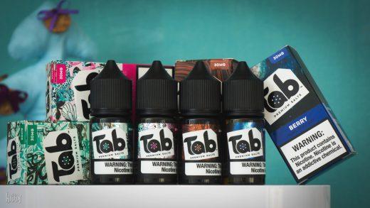 Жидкость Tab Premium Salts