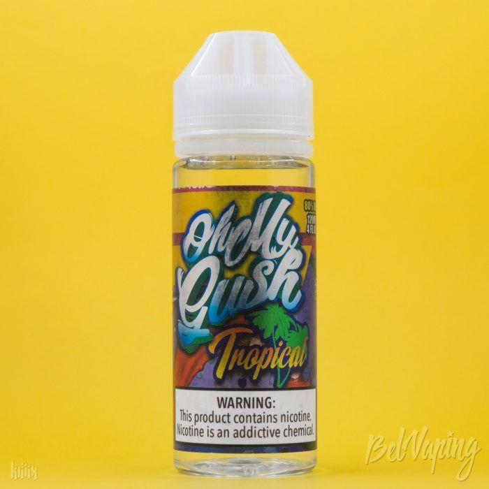 Жидкость Oh My Gush Tropical