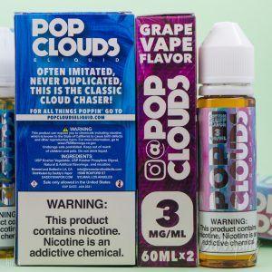 Упаковка жидкости Pop Clouds
