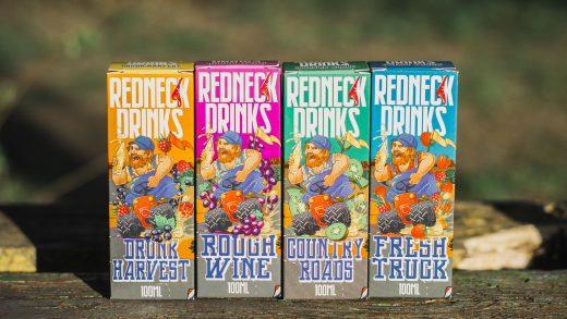 Обзор жидкости Redneck Drinks