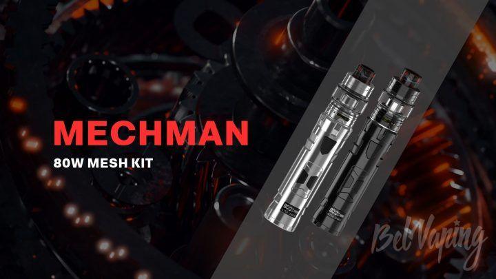 Rincoe Mechman 80W Kit. Первый взгляд