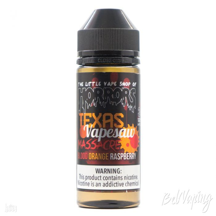 Жидкость Texas Vapesaw Massacre от The Little Vape Shop Of Horror