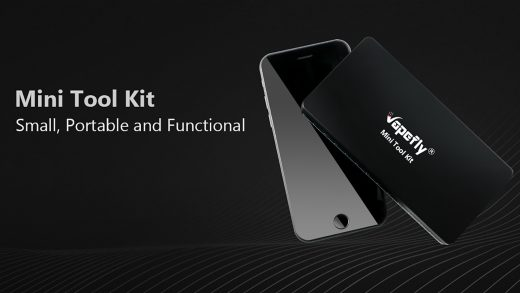 Vapefly Mini Tool Kit. Первый взгляд