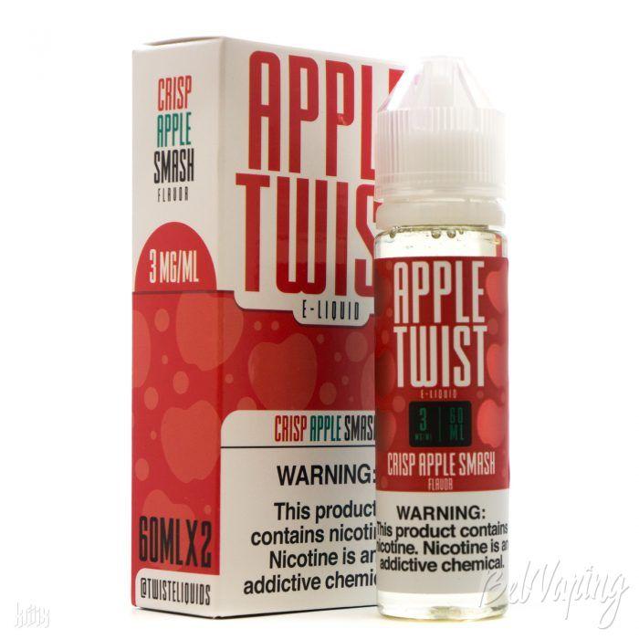 Жидкость Apple Twist Crisp Apple Smash