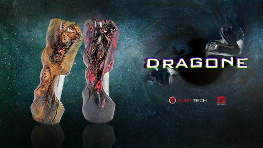 BD Vape Dragone Mech Mod. Первый взгляд