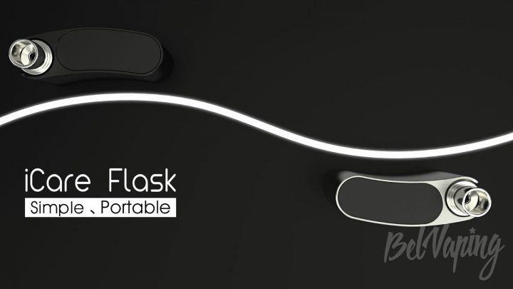 Eleaf iCare Flask Kit. Первый взгляд