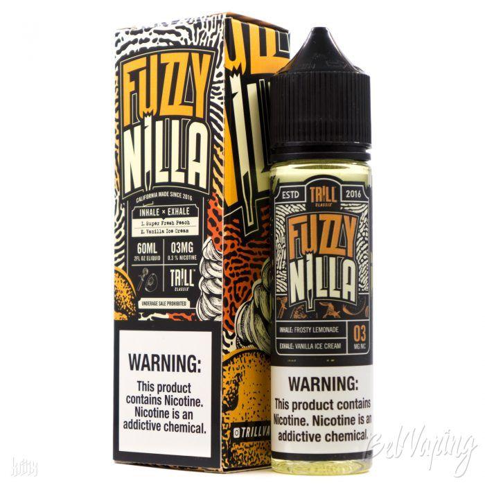 Жидкость Fuzzy Nilla от Trill Classix E-Liquid
