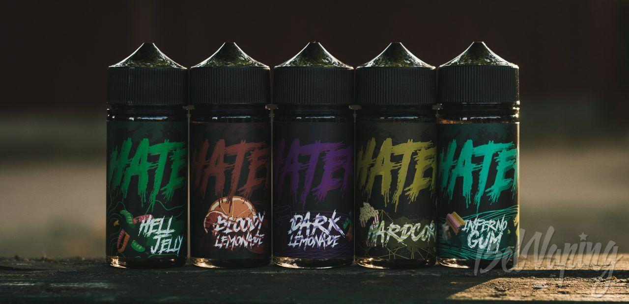 Обзор жидкости Hater Juice