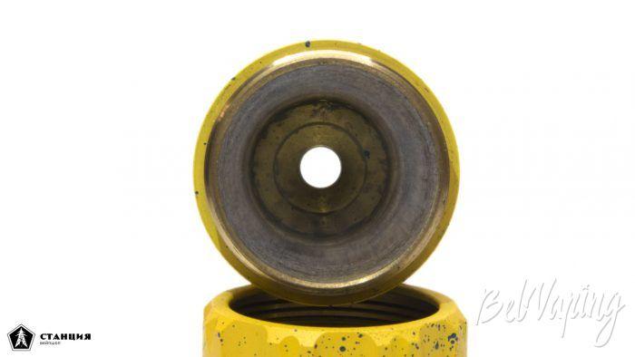 Механический мод OVERLORD от GODMOD - защита