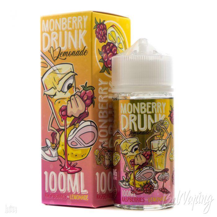 Жидкость Monberry Dunk от Panda's Juice
