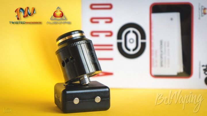 Обзор Occula RDA от Twisted Messes и Augvape