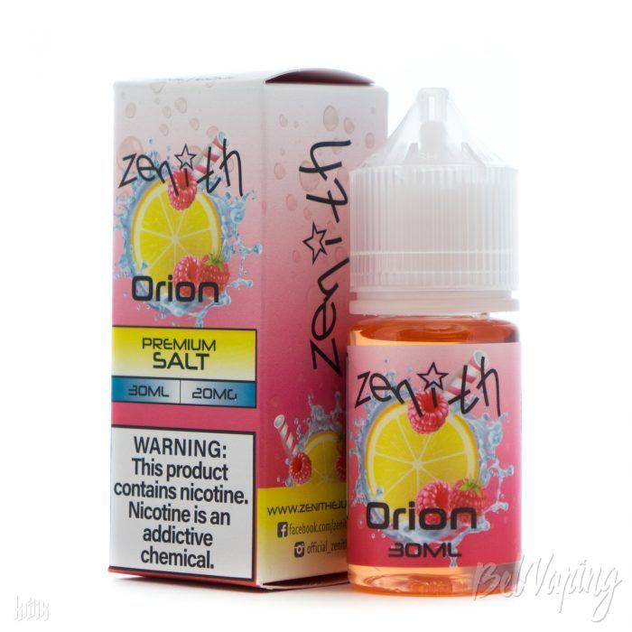 Жидкость Orion Salt от Zenith Salts