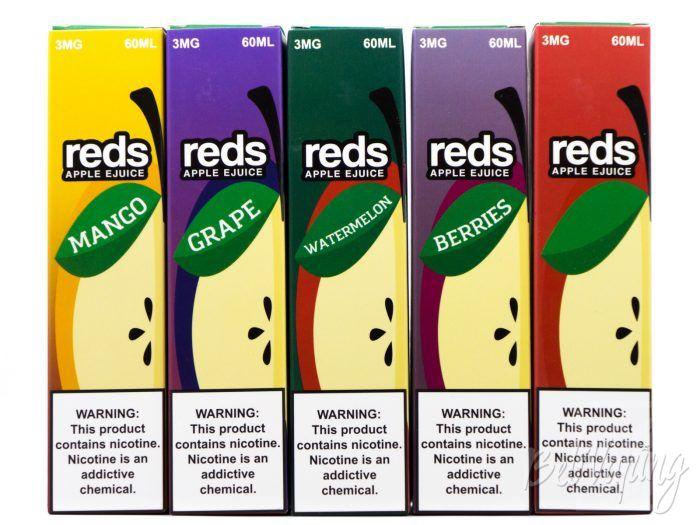 Линейка Reds Apple E-Juice