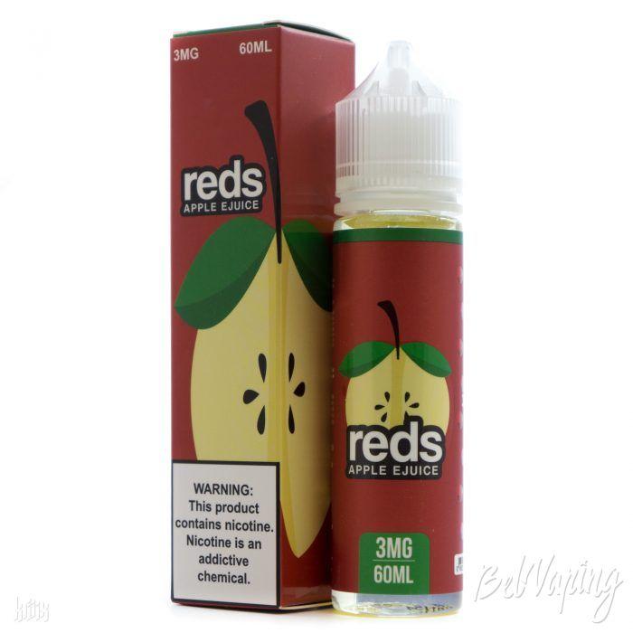 Жидкость REDS E-JUICE - APPLE