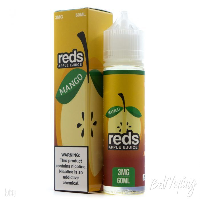 Жидкость REDS E-JUICE - MANGO APPLE