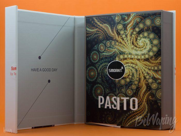 Упаковка Smoant Pasito Pod Kit