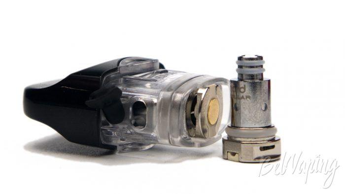 Smok NORD Kit - отверстие заправки