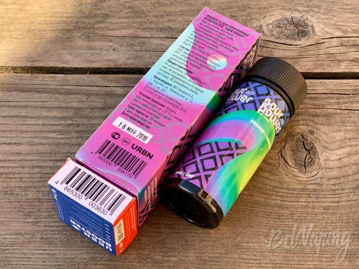 Упаковка и тара жидкости URBN Sour Power