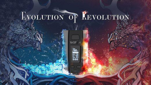 Uwell Valyrian 2 Mod. Первый взгляд
