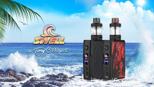 Vandy Vape Swell Kit. Первый взгляд