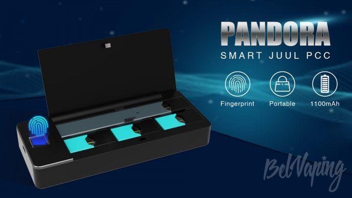 Wellon Pandora JUUL PCC Box. Первый взгляд
