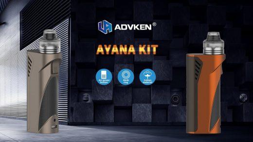 Advken Ayana Kit. Первый взгляд