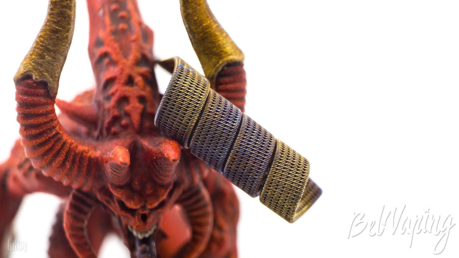 Тип спирали: Art Coil (арт коил)