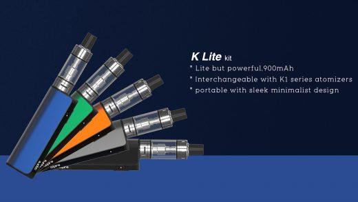 Aspire K Lite Kit. Первый взгляд