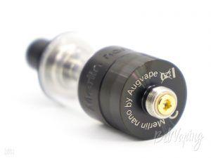 Внешний вид Augvape Merlin Nano MTL RTA снизу